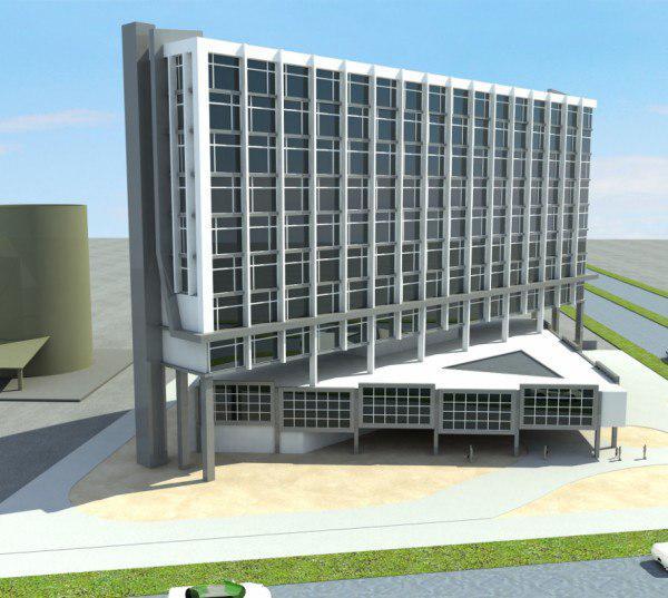 پروژه وایرلس هتل ویدا کیش