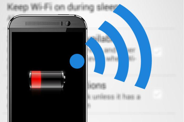حل مشکل وای فای (wifi) در دستگاه های اندرویدی (android)