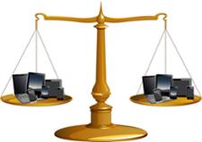 1) تعادل بار با ظرفیت بالا High Capacity Load Balancing) (